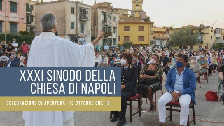 La chiesa di Napoli celebra l'apertura del Sinodo: ascoltare la voce della città